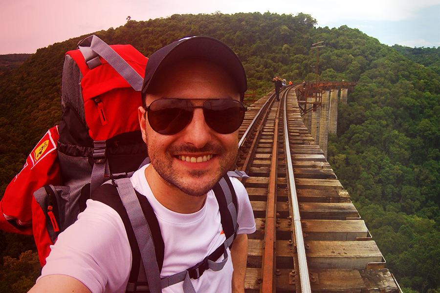 Expedição Guamuçum Ferrovia do Trigo