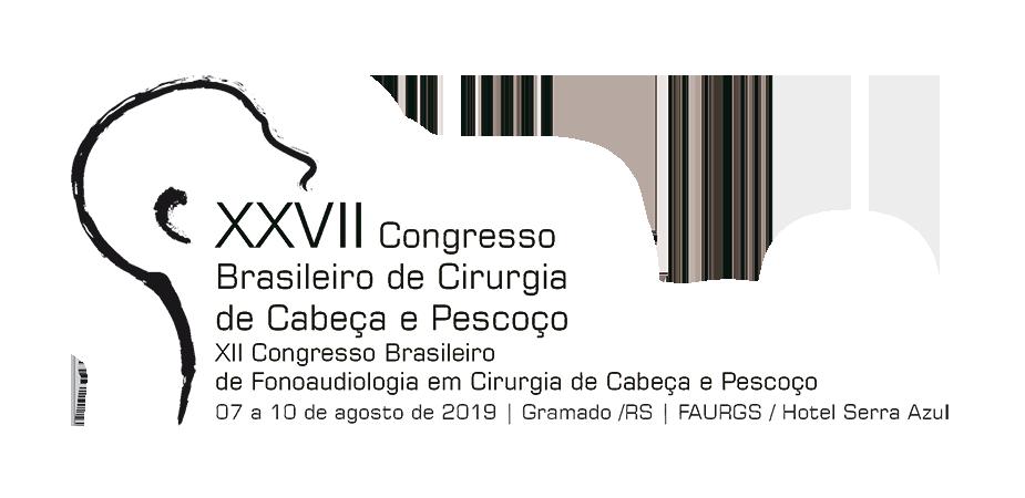 Congresso Brasileiro de Cirurgia de Cabeça e Pescoço