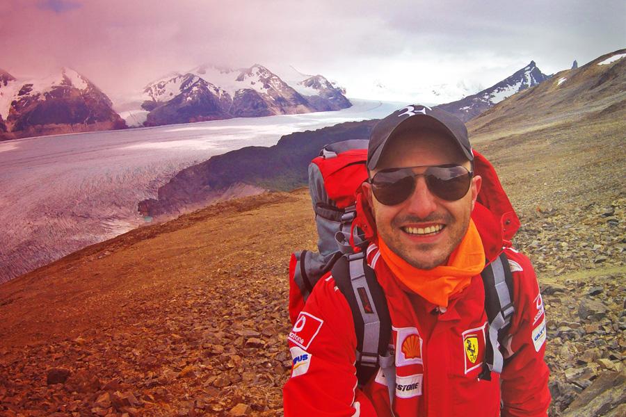 Torres del Paine / Chile / Circuito O / Paso John Gardner