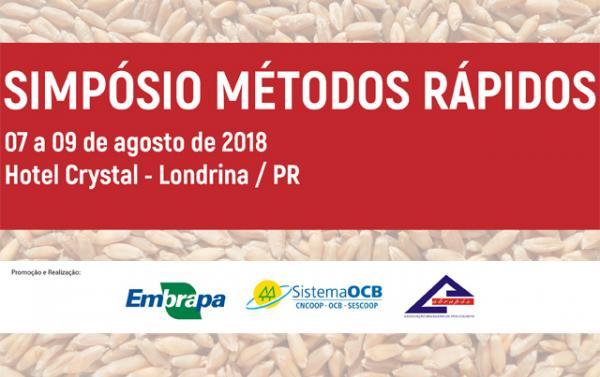 Simpósio divulga o uso de métodos rápidos para avaliar a qualidade dos grãos