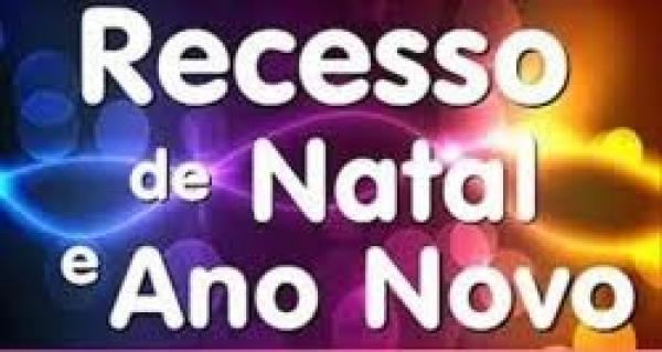 RECESSO DE FINAL DE ANO - ABRAPOS
