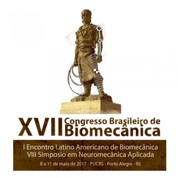 XVII Congresso Brasileiro de Biomecânica