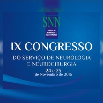 IX Congresso do Serviço de Neurologia e Neurocirurgia